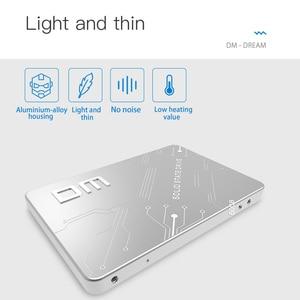 Image 4 - DM F500 SSD 120GB 240GB 480GB Internal Solid State Drive 2.5 inch SATA III HDD Hard Disk HD SSD Notebook PC