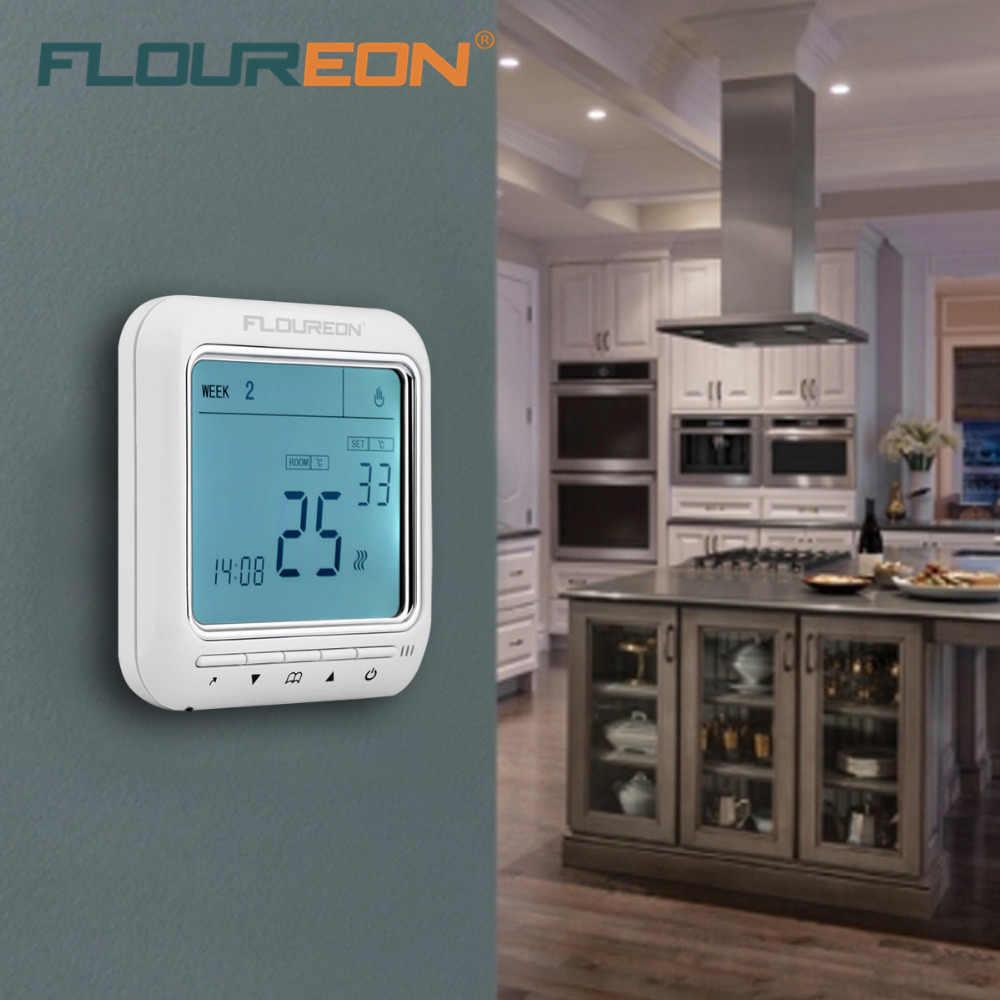 c07 programming heating thermostat инструкция на русском