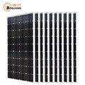 Boguang 10*100 Вт солнечная панель 1000 Вт фотоэлектрический модуль монокристаллическая Кремниевая ячейка 1 кВт система Off-grid для батареи 12 В/24 В