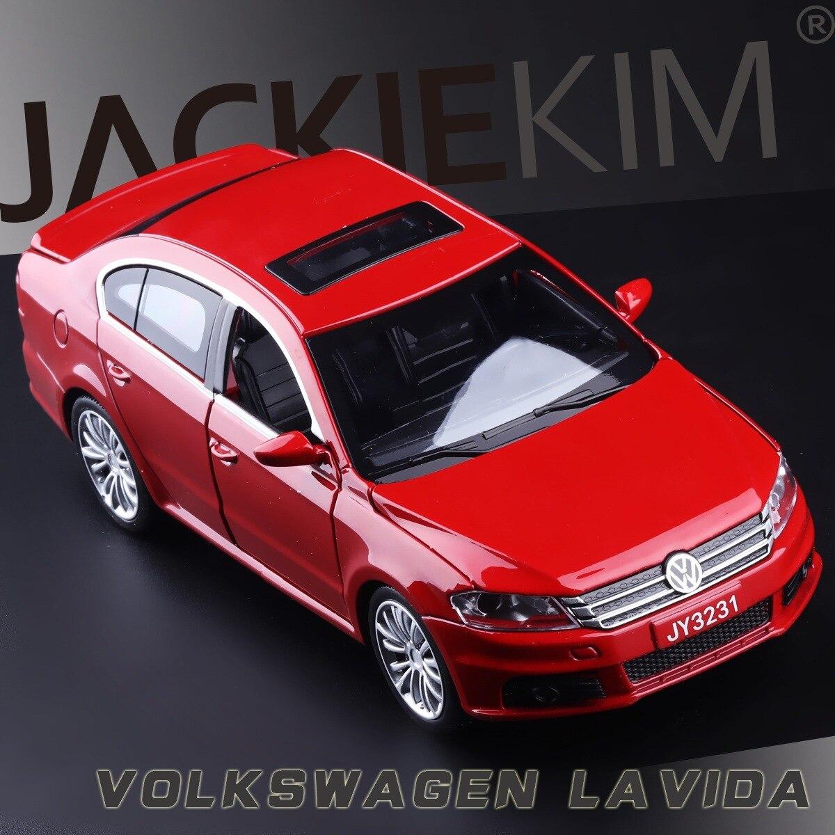 hot sale life 132 volkswagen lavida alloy models cars models kids toys wholesale metal