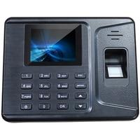 O Envio gratuito de Baixo custo A F261 com a função internet Gravador Biométrico Do Comparecimento Do Tempo da Impressão Digital|attendance| |  -