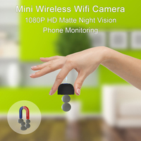 HD mini ip camera outdoor cam small 1080P Night Vision Camcorder Micro video Wireless Camera Recorder home security wifi camera