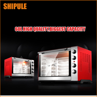 SHIPULE wholesale Free Shipping electric ovens bakery equipment forno eletrical cookie tarts pizza roast chicken machine toaster