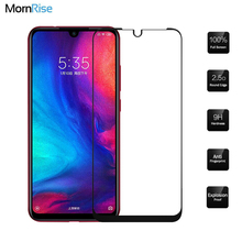 Full Cover Toughened Tempered Glass For MI Xiaomi Redmi Note 7 Glass Screen Protector Film For Xiomi Redmi 7 7A Protective Guard makibes toughened glass screen protector film for xiaomi redmi note 2