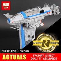 Lepin 05129 The Resistance Bomber 873Pcs Star Plan Series Building Blocks Bricks Assemblage Toys DIY Educational