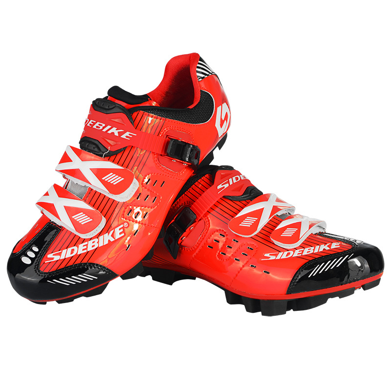 Boodun Self-locking Cycling Shoes Men Pro Road Mountain Bike TPU Breathable Athletic Bicycle Shoe Anti-slip Sapatilhas Ciclismo sidebike high quality men cycling shoes self locking road bike shoes s2 snap knob bicycle shoes ultralight sapatos de ciclismo