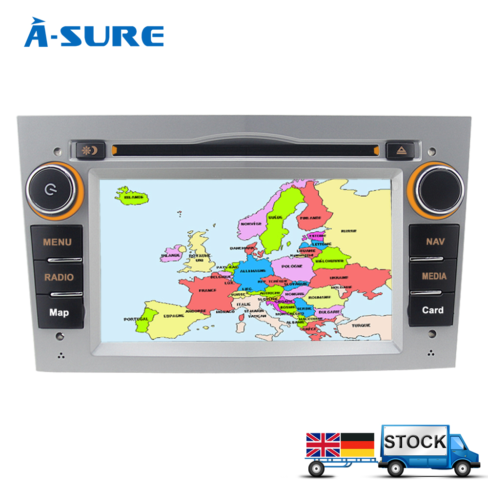 a sure ipod dvd gps navigation autoradio for opel astra. Black Bedroom Furniture Sets. Home Design Ideas