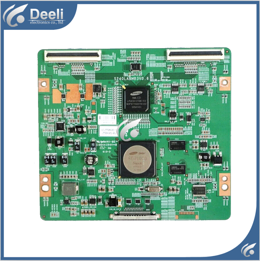 Working good 95% new original for Logic board UA55D7000LJ S240LABMB3V0.6 T-CON board renfert mt 3 ua купить