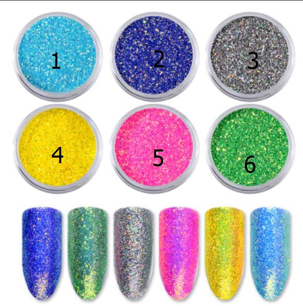 Xw111 Nail art Acrylic Powder & Liquid Polish Painting Liquid Glitter Nail tools Strokes Manicure Nail art decorations