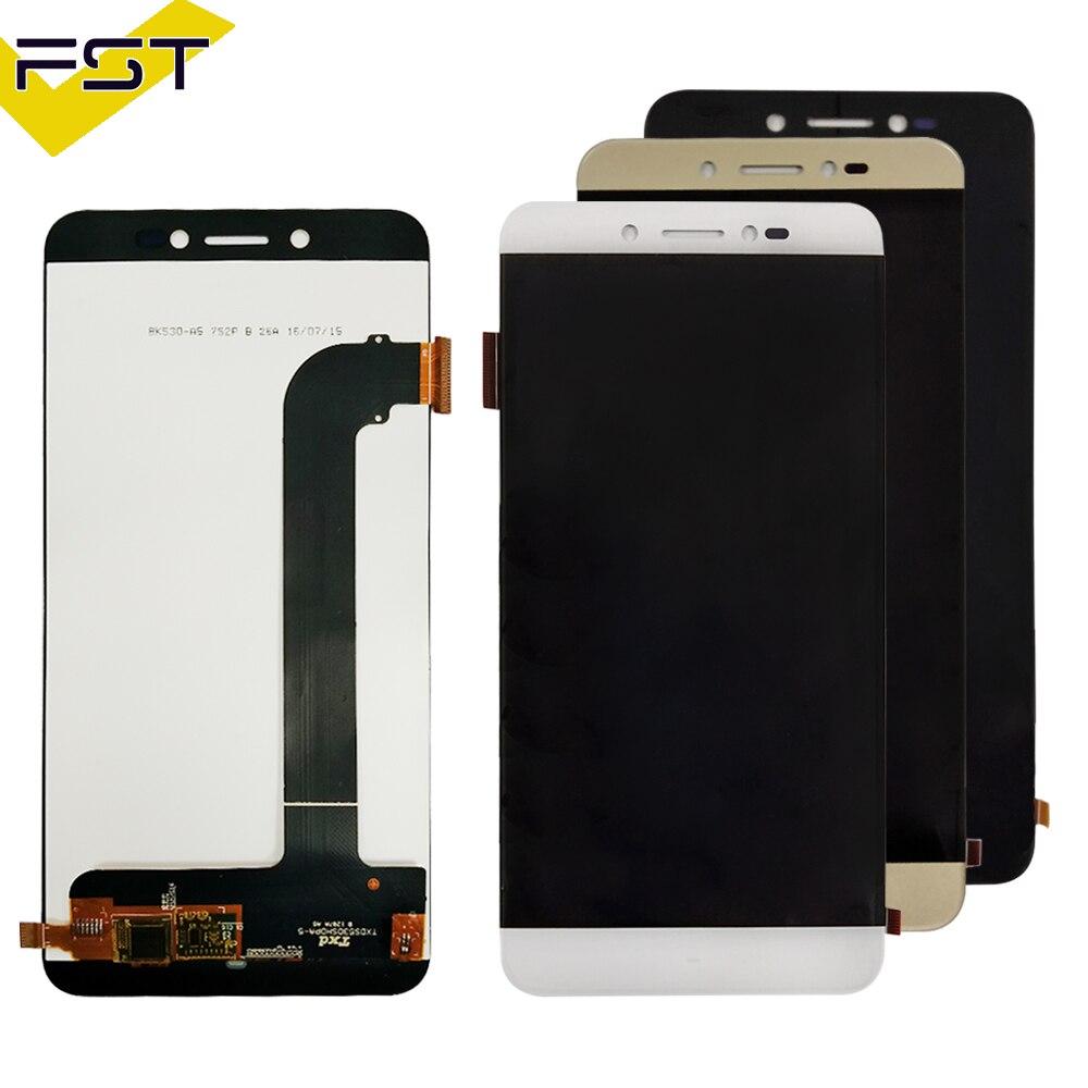 Für Prestigio Gnade Z5 PSP5530 Duo PSP5530Duo LCD Display + Touchscreen Digitizer Assembly Ersatzteile für psp 5530