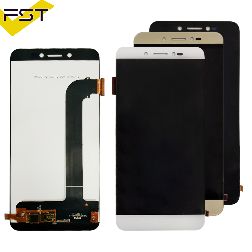 For Prestigio Grace Z5 PSP5530 Duo PSP5530Duo LCD Display +Touch Screen Digitizer Assembly Spare Parts for psp 5530