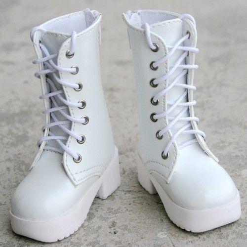 [ Wamami ] 16 # белый 1/3 SD снмп бжд Dollfie кожаные сапоги / обувь