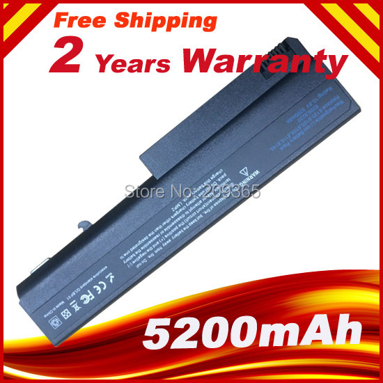 NEW Laptop Battery for New Battery for HP Compaq NC6400 HSTNN-CB49 6510b 6515b 6710b 6715b 6715s 6910p brand new laptop black keyboard 418910 041 pk130060a00 for hp compaq nc6400 germany