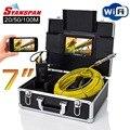 Cámara de vídeo de inspección de tuberías SYANSPAN 7