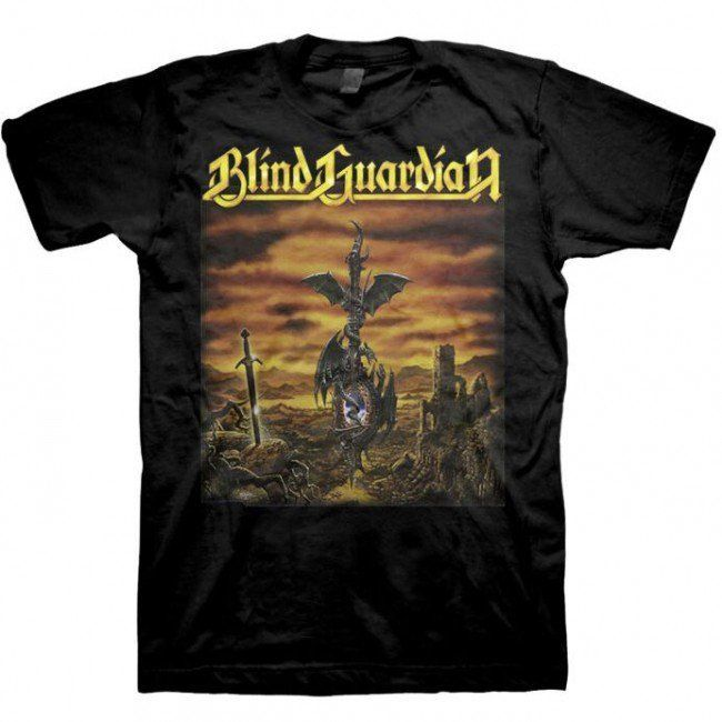 Blind Guardian A Past And Future Secret T Shirt M L Xl Brand New Official