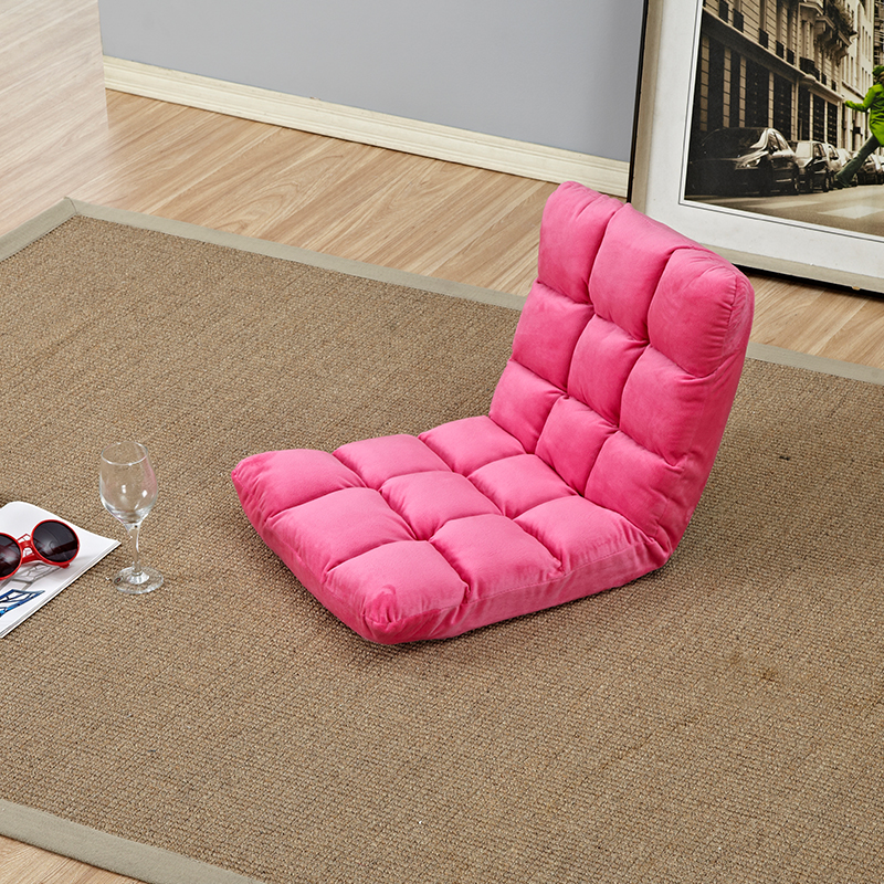 Louis Fashion Beanbag Tatami Folding Single Small Sofa Bed Computer ...
