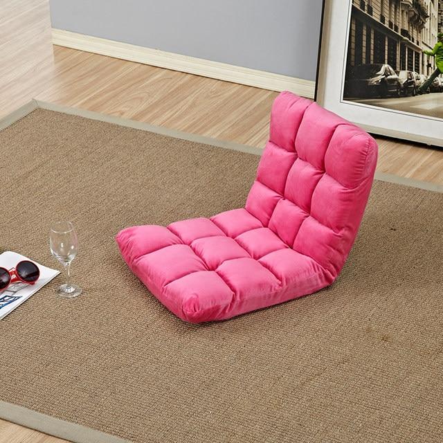 Online Shop Louis Fashion Beanbag Tatami Folding Single Small Sofa ...