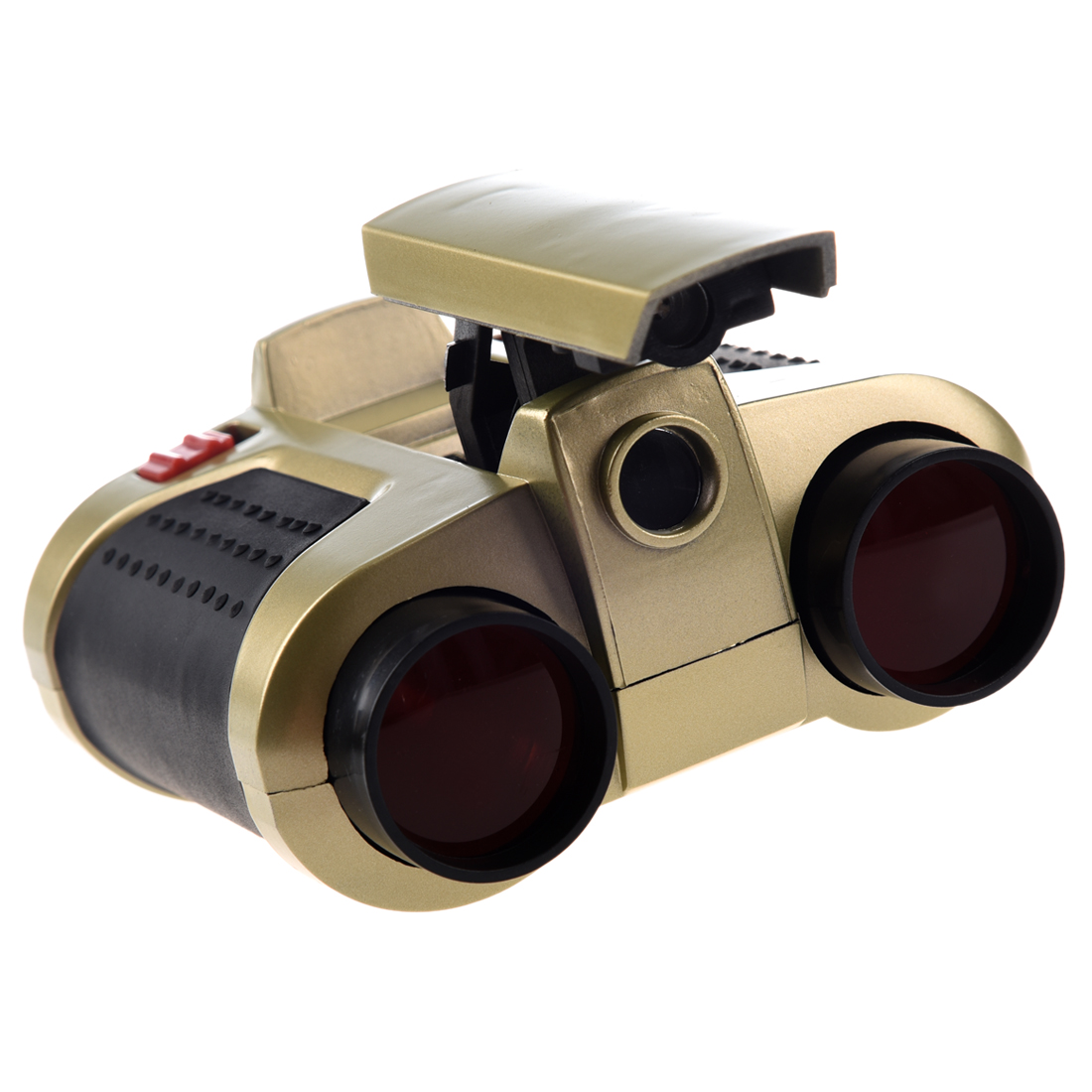 Durable 4x30 Night Scope font b Binoculars b font w POP Up Light