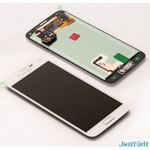100% Diuji untuk Samsung Galaxy S5 Mini G800 G800F G800H Super AMOLED LCD Display Touch Digitizer Layar Perakitan + Stiker(China)