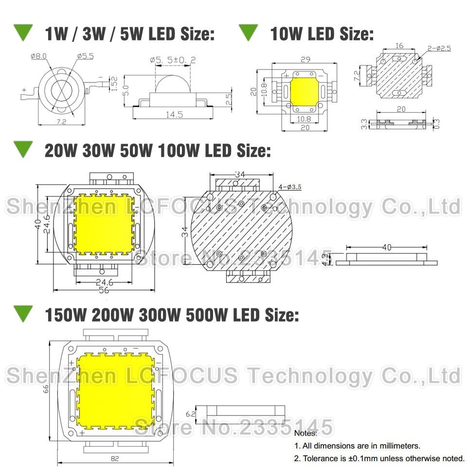 high power led chip 3w amber 595 600nm 42mil smd cob diode outdoor wall floodlight spotlight bulb for 1 3 5 watt light beads in light beads from lights  [ 960 x 960 Pixel ]