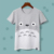 Refeeldeer Anime Japonês Totoro T-Shirt 2017 Do Sexo Feminino Verão camisa de Manga Curta T Das Mulheres Camiseta Graphic Tees Tops Camiseta Femme