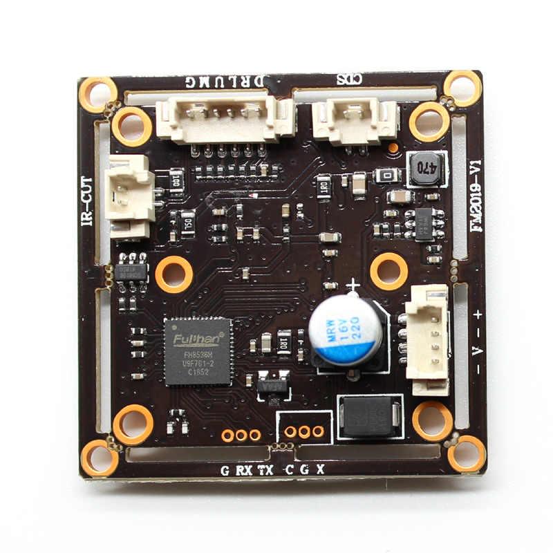 """1/2. 7 """"HD 1080P 2mp 4 w 1 AHD TVI CVI CVBS KAMERA TELEWIZJI PRZEMYSŁOWEJ moduł CMOS płyty PCB UTC"""