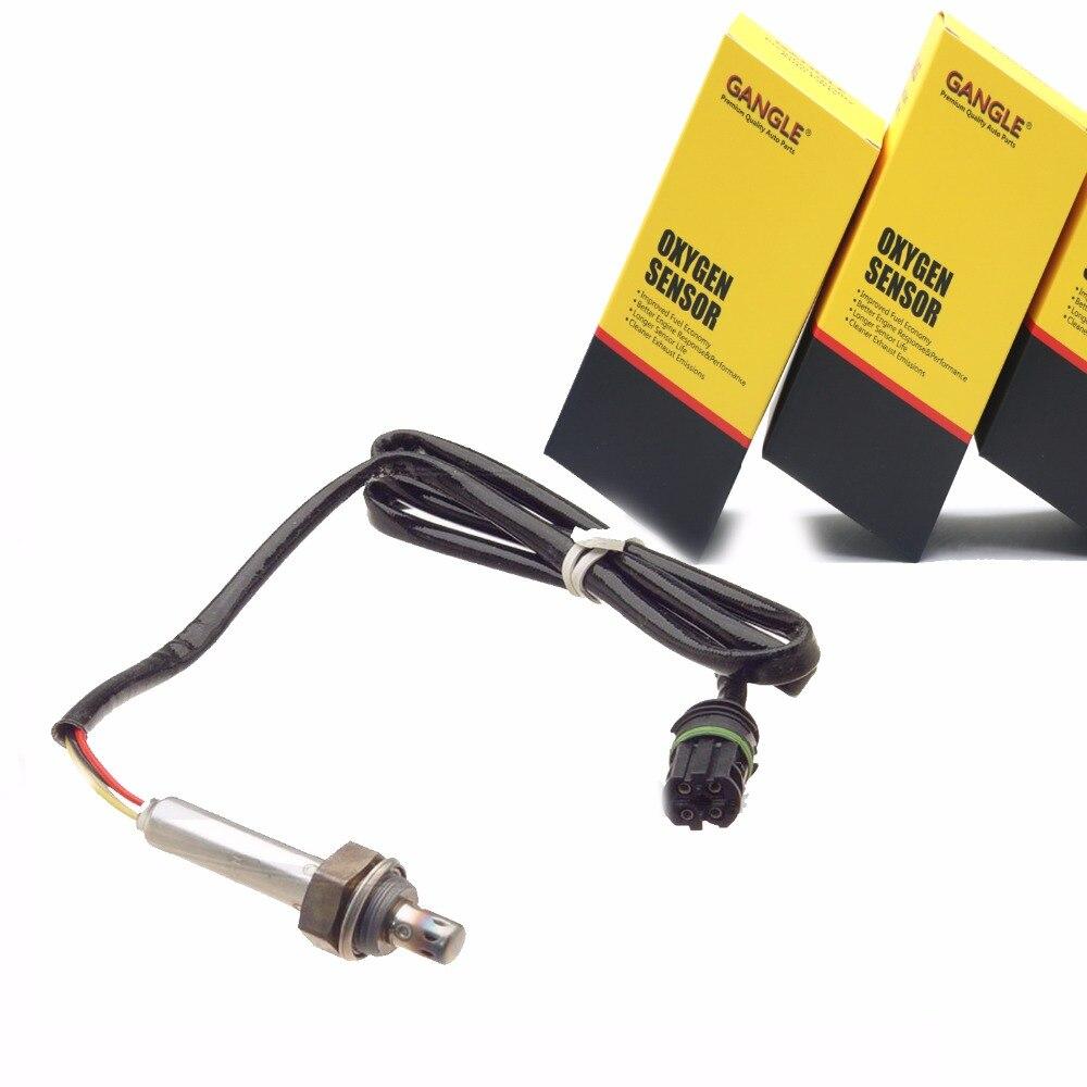 Di Alta Qualità O2 Sensore di Ossigeno Fit per Bmw E36 E38 E39 M52 11781427884 DOX-1368 4 Filo Lambda