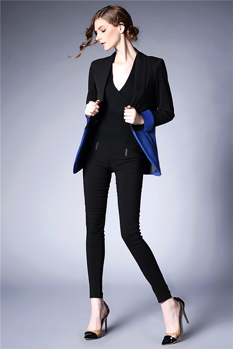 47280 Blazers Usine Directe Vente Grossiste J47280 Vestes Et Supérieure Promotionnel Qualité À Vendre Bf Femmes wYOqSgdx