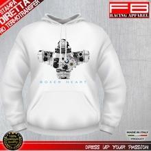 Hoodie Motorcycle Boxer Heart Engine R 1200 Gs Rt 1150 Motorrad QUALITY Hoodies Sweatshirts