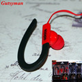 Newest Universal Earphone Sport Earhook In-Ear Earphones Headset headphone with mic For iPhone Samsung Xiaomi MI5 for running