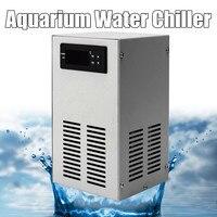 ЖК-дисплей охладитель воды устройство охлаждения 35L 72 Вт аквариумный аквариум постоянное охлаждение оборудование контроль температуры инс...