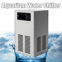 LCD Display Water Chiller Cooling Device 35L 72W Aquarium Fish Tank Constant Cooling Equipment Temperature Control Tools