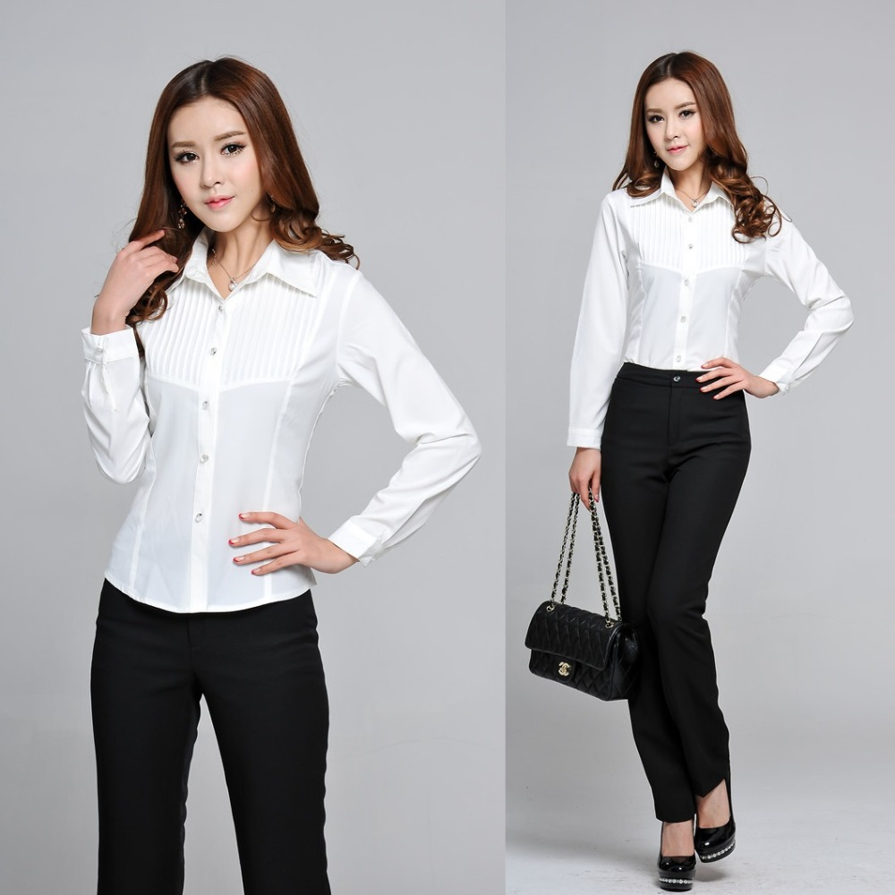 Compare Prices on Women Formal Clothes Shirts and Pants- Online ...