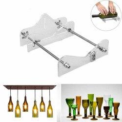 Profissional máquina de corte de vidro cortador de vidro para garrafas de garrafa-garrafa-cortador de ferramentas de corte ferramenta Para O Vinho Cerveja Dropshipping 2017