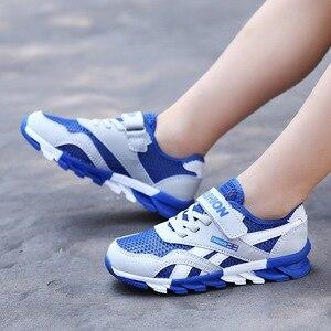 Image 4 - ตาข่ายระบายอากาศเด็กรองเท้าผ้าใบเด็กรองเท้าเด็กรองเท้าเด็กรองเท้ากีฬาโรงเรียนรองเท้าวิ่ง 28 30 31 32 33 34 35 36 37 39