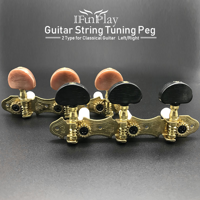 Classical Guitar Locking Tuners : buy classical guitar locking tuners string tuning pegs machine heads tuners ~ Hamham.info Haus und Dekorationen