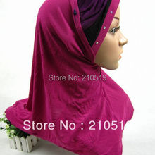 FBBG002 разных цветов, исламский головной платок, мусульманская девочка хиджаб