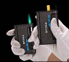 Lighter Cigarette case