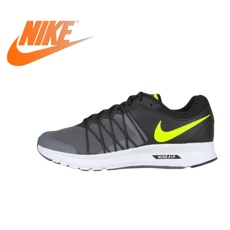 Original authentique NIKE Max Air officiel été Air implacable 6 Msl hommes chaussures de course baskets sport confortable en plein Air