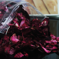 Bath Product Wholesale Dry Flower Leaves Rose Petals For SPA Wedding Decorate 250g Bag High Quality