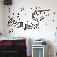 Music Note Stickers With Free Shipping