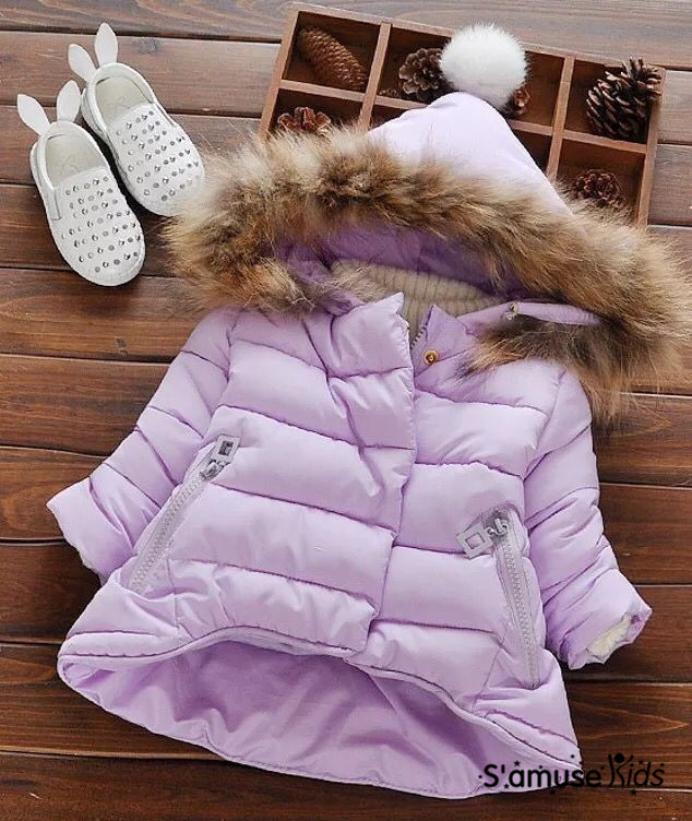 Fashion Baby Girls Boys Jackets Winter Wear Outerwear Kids Warm Hooded Children Outerwear Coat 1-6Y Girls Clothes часы balmain balmain часы элитные