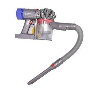 Image 5 - 52 سنتيمتر الإفراج السريع خرطوم موسع تمديد أنبوب الأنابيب ل دايسون V7/V8/V10 فراغ نظافة الملحقات