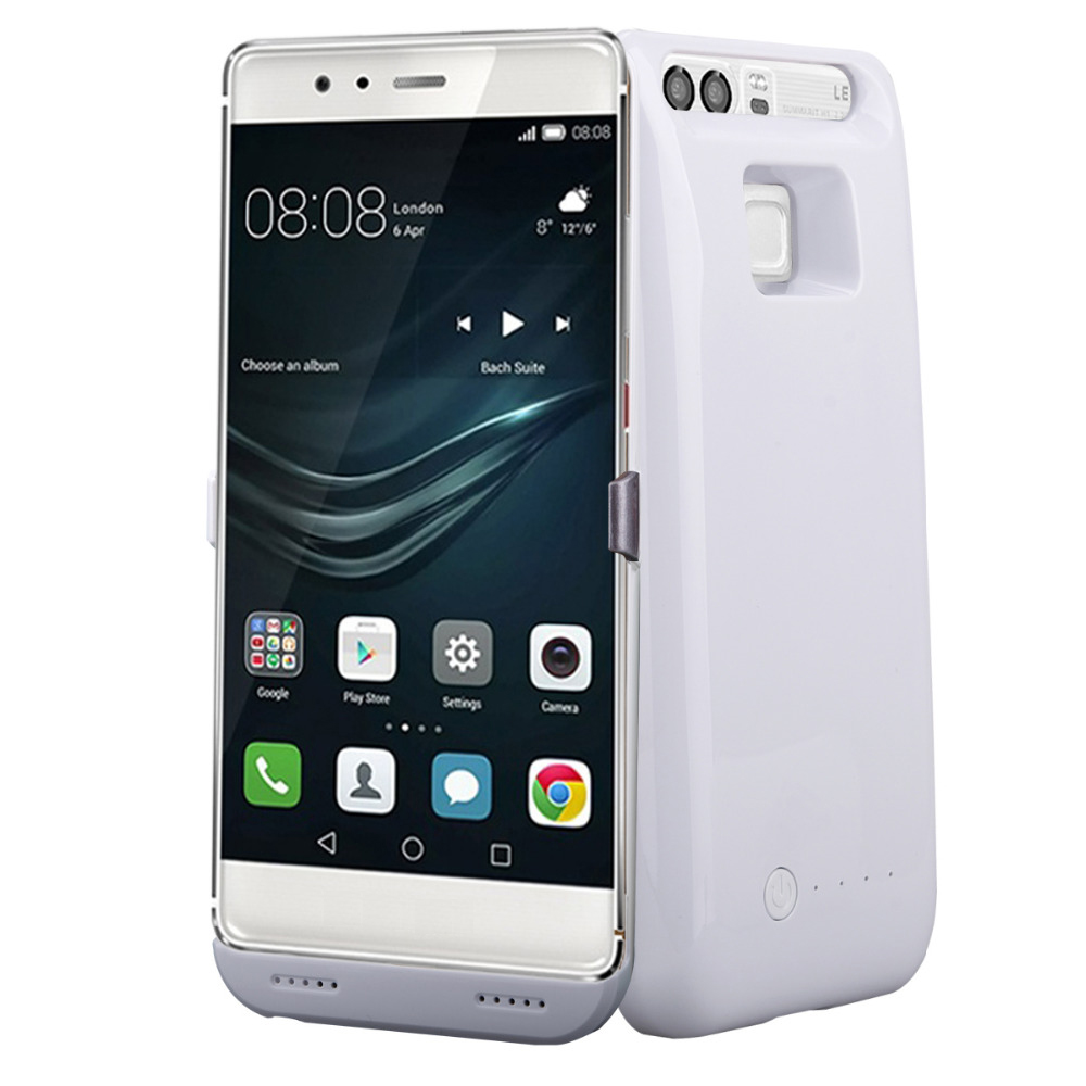 Цена за Последним Для Huawei P9 3800 мАч телефон зарядное устройство чехол P9 защитный телефон случаях внешняя Power Bank резервного копирования Чехол