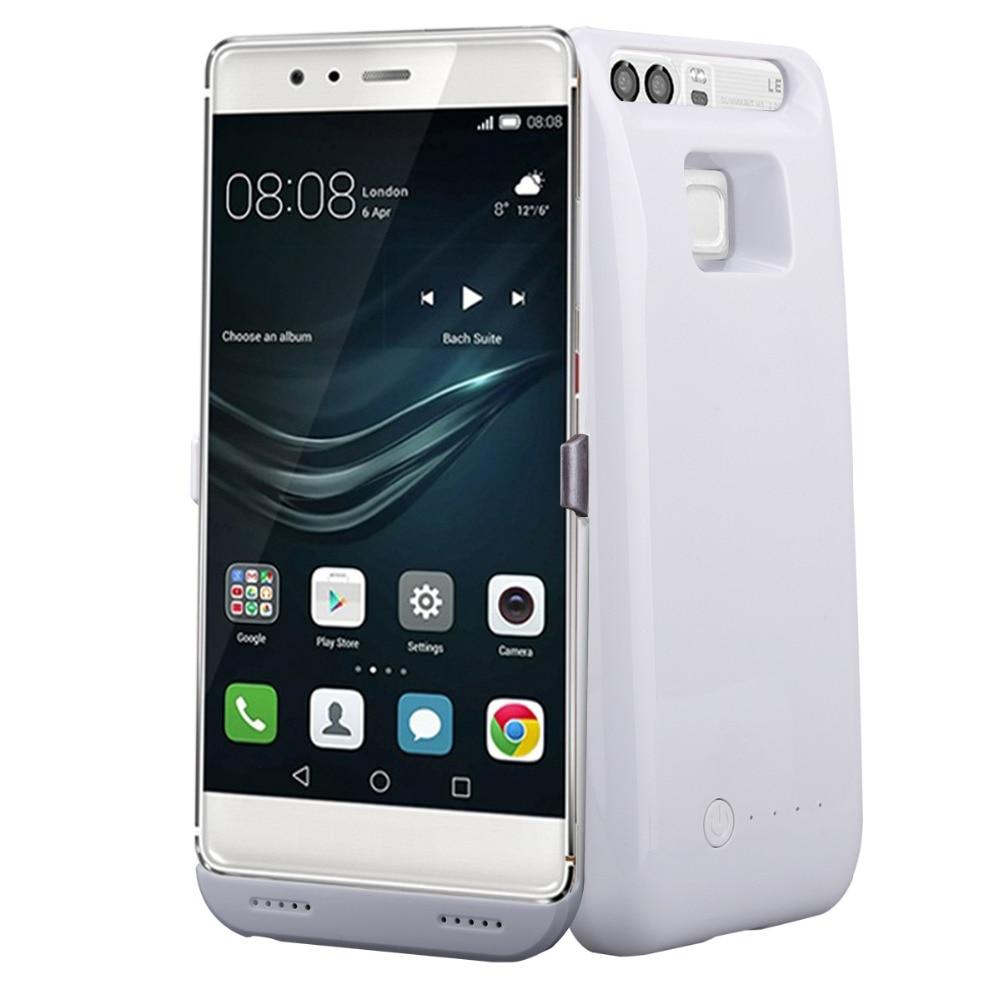 bilder für Neueste Für Huawei P9 3800 mah Telefon Ladegerät Fall P9 Schutz Phone Cases External Power Bank Abdeckung Fall
