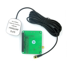 Free shipping   Raspberry pie GPS module  Navigation and positioning module Raspberry Pi 2 model B