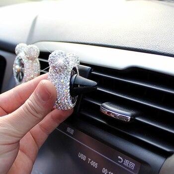 Crystal car air freshener vent 1