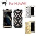 Simon serie thor aviación metal de aluminio cajas del teléfono cubierta para huawei ascend p8 p9 plus lite 7 8 9 s honor 6 7 8 mate case