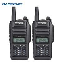 2pcs Original Baofeng IP67 BF A58 Marine Waterproof Walkie Talkie Dual Band Woki Toki Two Way Radio Amador UV 9R Hf Transceiver