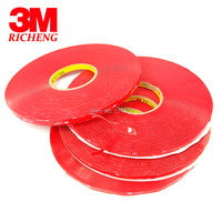 1MM Thickness VHB Silicone Tape Clear Acrylic Double Side Rubber Tape 3M 4910 20MM*33M 5ROLL/Lot